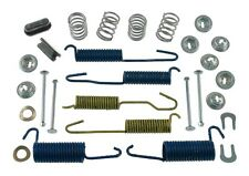 65 66 67 68 69 70 71 MUSTANG COUGAR FRONT BRAKE SPRING  KIT = RETURN HOLD DOWN