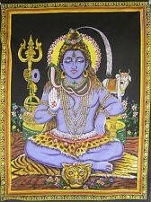 Tenture Shiva     107 X 80 CM