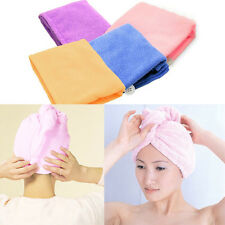 Magic Twist Hair Dryer Quick Dry Towel Salon Wrap Turban Cap Hat Gift for Women