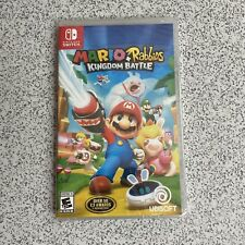 Mario + Rabbits Kingdom Battle (Nintendo Switch) Brand New Original Sealed