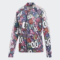 New Adidas Originals 2019 SST Graffiti Sweater Hoodie Jumper Jacket Art DV2659