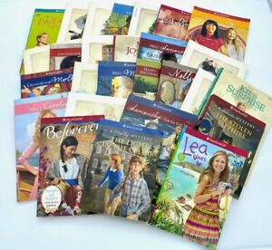 Lot of 10 American Girl Books Random Assorted Lot young reader books girl