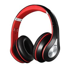 Mpow On-Ear Headphones Bluetooth Noise Cancelling Stereo Headset Foldable US