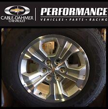 "New  Chevrolet Z71 Silverado -  Tahoe Suburban  18"" Take Off  Wheels & Tires"
