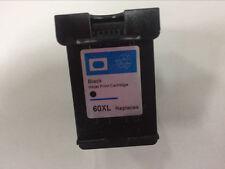 2x BLACK Ink Cartridge 60XL 60 XL for HP Envy 100 110 120 Photosmart C4680 C4780