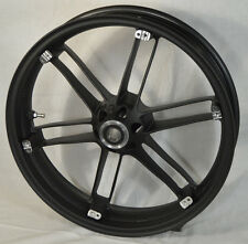 G0110.02A8BYCX, NEW In Box Buell Front Piranha Black Wheel, All XB'S & 1125's