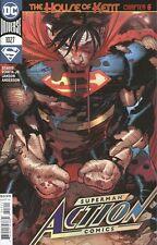 ACTION COMICS #1027 COVER A JOHN ROMITA JR & KLAUS JANSON VF/NM 2020 DC HOHC
