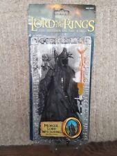 Il SIGNORE DEGLI ANELLI RITORNO DEL RE Morgul Lord Witch King Toybiz nuovo
