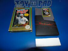 Lee Trevino's Fighting Golf - Version PAL EEC - Nintendo NES