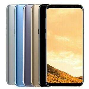 SAMSUNG GALAXY S8 64GB 4G FACTORY UNLOCKED SERIES mix GRADE