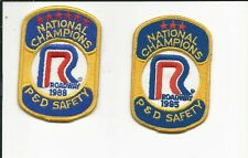 Group of Roadway P & D and Safety patches #2