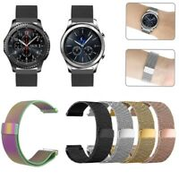 Stainless Steel Metal Strap Watch Bands for Samsung Gear S3 Classic / Frontier