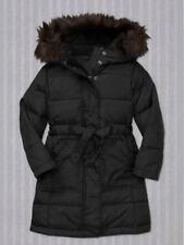 New Gap Black Warmest Parka Jacket Size M 8