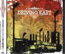 Driving East - The Future Of Free World Japan CD+1 NEW