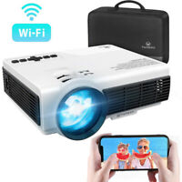 VANKYO Leisure 3W Mini, 3600 L, Portable WiFi Projector - Open Box