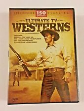 Ultimate TV Westerns: 150 Episodes (12-DVD) Set-Free Shipping