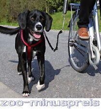 Hunde Biker Set auch f.schwere und gro�Ÿe Hunde f. ein sicheres Führen des Hundes