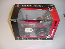 1/16 Farmall 806 Precision #4 Key Series NIB! Never Displayed!