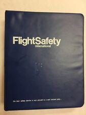 HS-125 Model 700A  All TFE731 Retrofits FlightSafety Recurrent Training Manual
