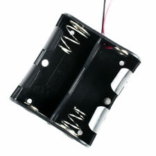2Pcs C Size Battery Holder Case Box DIY DC 2 Cells For R14 PC1400