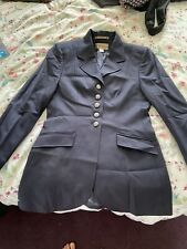 Barbour Show Jacket Navy Size12