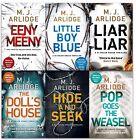 M. J. Arlidge Detective Inspector Helen Grace Series Collection 6 Books Set Pack