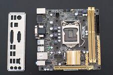 ASUS H87I-PLUS LGA1150 Intel H87 ITX Motherboard,  PCIe 3.0  USB 3.1