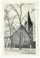 Circa 1960 Trinity Methodist Episcopal Church York SC Postcard