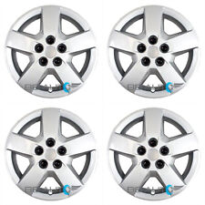 "4 NEW 16"" 5 Spoke Silver Hubcaps Wheel Covers Set for 2007-2011 CHEVROLET HHR"