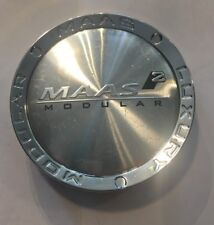 1 BRAND NEW MAAS SILVER CENTER CAP PART # 669K68 **FREE SHIPPING**