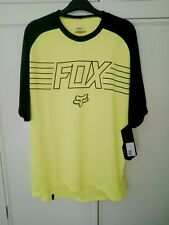 NEW Fox Ranger S/S Cycling Shirt Jersey Top Size L RRP £34.99