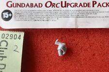 Lord Of The Rings The Hobbit Gundabad Orc  Upgrade Head Helmet Bit LoTR Orcs New