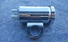 Awesome Chrome Cannister Oil Breather NEW for VW or Dunebuggy