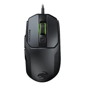 ROCCAT Gaming Mouse KAIN 100 AIMO Black ROC-11-610-BK Titan-Click RGB USB New