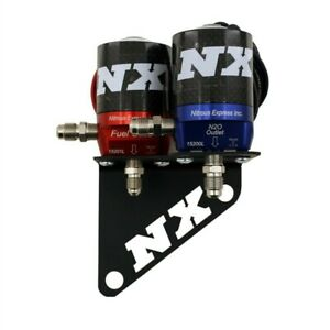 Nitrous Oxide Solenoid Nitrous Express 15770 (Brackets Only)
