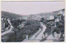 Wales postcard - Bryn y Mor Road & Dingle, Aberystwyth - RP