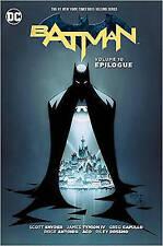 NEW Batman: Volume 10 Epilogue | Hardback | Graphic Novel | Brand New & Sealed