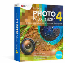 InPixio Photo Maximizer 4 - Genuine Latest Full Version
