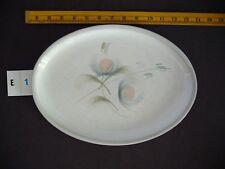 DENBY Whisper Pattern12 inch Dinner Plattersin Stoneware