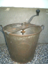 ANTIQUE 1904 UNIVERSAL BREAD MAKER NO. 8 LANDERS FRARY & CLARK Dough Mixer