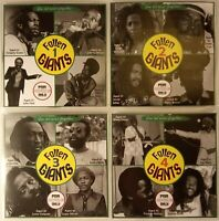 'Fallen Giants' 4CD JUMBO Pack, 16 featured Reggae Giants who have passed away