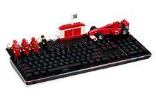 i-Rocks K76M illuminated Mechanical Keyboard Led Lighting for Toy Blocks