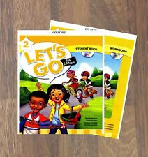 Let's Go 5th Edition Student Book And Workbook Level 2 With CD- ROM