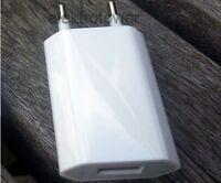 230V Ladegerät Netzteil für USB Geräte 1000mA f. Handy Samsung S1 S2 S3 iPhone 5