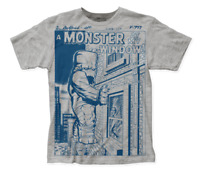 """Monster At My Window """"Tales to Astonish 34"""" Mens Unisex T-Shirt-Available Sm >2x"""