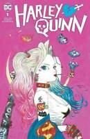 Harley Quinn #1 Team Cover Yoshitaka Amano Card Stock Variant (03/23/2021)