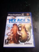 PS2 Ice Age 3