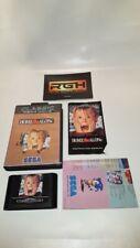 Solo en casa Clásicos Marrón Cubierta SEGA Mega Drive Juego Completo