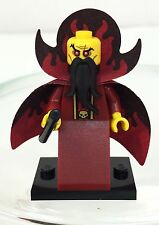 LEGO Series 15 71008 Collectible Mini Figure of EVIL WIZARD~