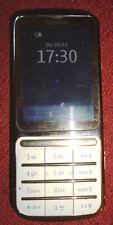 Nokia  C3-01 - Gold Edition(Ohne Simlock) Handy (NOKIA C3-01 SGold),Telefon